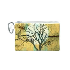 A Glowing Night Canvas Cosmetic Bag (s)