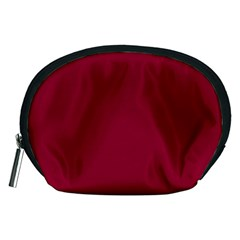 Deep Red Accessory Pouches (medium)