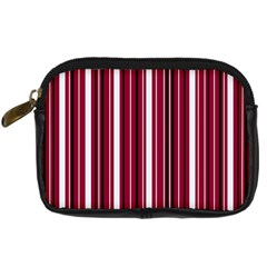 Red lines Digital Camera Cases