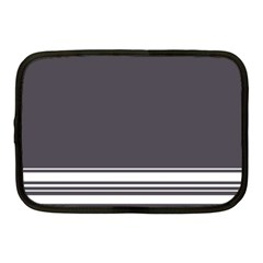 Gray Netbook Case (Medium)