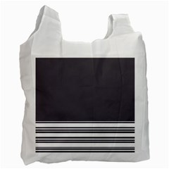 Gray Recycle Bag (Two Side)