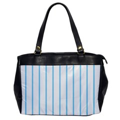 Blue lines Office Handbags