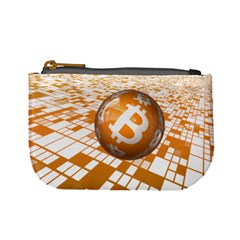 Network Bitcoin Currency Connection Mini Coin Purses