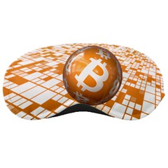 Network Bitcoin Currency Connection Sleeping Masks