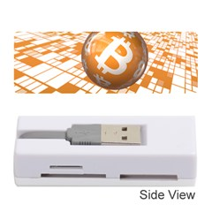 Network Bitcoin Currency Connection Memory Card Reader (stick)