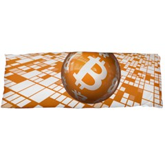 Network Bitcoin Currency Connection Body Pillow Case Dakimakura (two Sides)