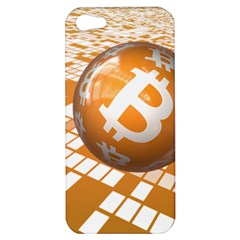 Network Bitcoin Currency Connection Apple iPhone 5 Hardshell Case
