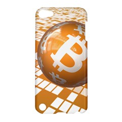 Network Bitcoin Currency Connection Apple Ipod Touch 5 Hardshell Case