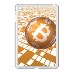 Network Bitcoin Currency Connection Apple Ipad Mini Case (white)
