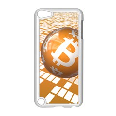 Network Bitcoin Currency Connection Apple Ipod Touch 5 Case (white)