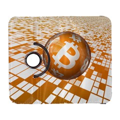 Network Bitcoin Currency Connection Galaxy S3 (flip/folio)