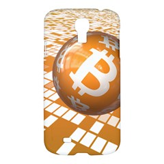 Network Bitcoin Currency Connection Samsung Galaxy S4 I9500/i9505 Hardshell Case