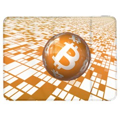 Network Bitcoin Currency Connection Samsung Galaxy Tab 7  P1000 Flip Case