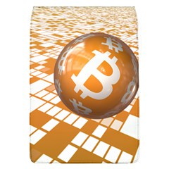 Network Bitcoin Currency Connection Flap Covers (l)