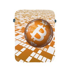 Network Bitcoin Currency Connection Apple Ipad 2/3/4 Protective Soft Cases