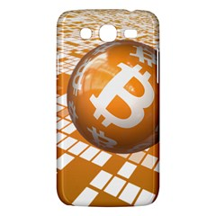 Network Bitcoin Currency Connection Samsung Galaxy Mega 5 8 I9152 Hardshell Case