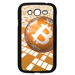 Network Bitcoin Currency Connection Samsung Galaxy Grand Duos I9082 Case (black)