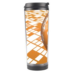Network Bitcoin Currency Connection Travel Tumbler