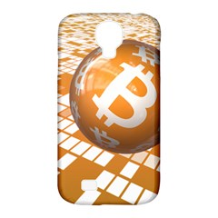 Network Bitcoin Currency Connection Samsung Galaxy S4 Classic Hardshell Case (pc+silicone)