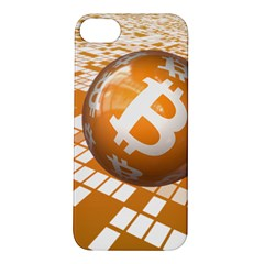 Network Bitcoin Currency Connection Apple Iphone 5s/ Se Hardshell Case
