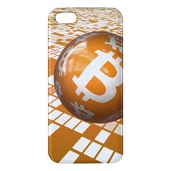 Network Bitcoin Currency Connection Iphone 5s/ Se Premium Hardshell Case