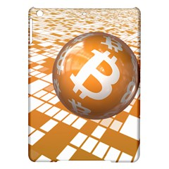 Network Bitcoin Currency Connection Ipad Air Hardshell Cases