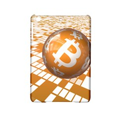 Network Bitcoin Currency Connection Ipad Mini 2 Hardshell Cases