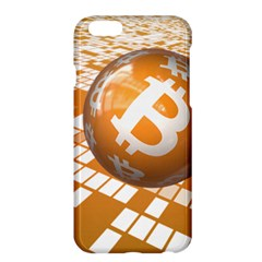 Network Bitcoin Currency Connection Apple Iphone 6 Plus/6s Plus Hardshell Case