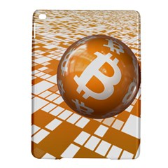 Network Bitcoin Currency Connection Ipad Air 2 Hardshell Cases
