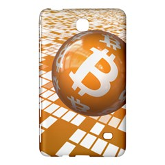 Network Bitcoin Currency Connection Samsung Galaxy Tab 4 (8 ) Hardshell Case