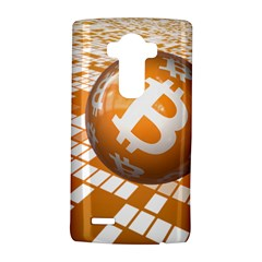 Network Bitcoin Currency Connection Lg G4 Hardshell Case