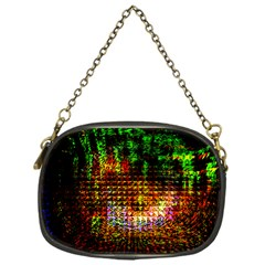 Radar Kaleidoscope Pattern Chain Purses (one Side)