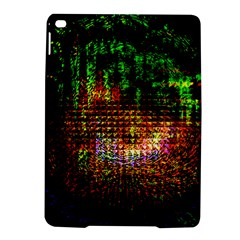 Radar Kaleidoscope Pattern Ipad Air 2 Hardshell Cases