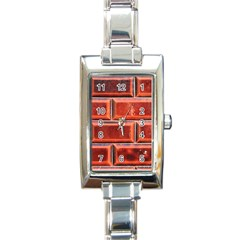 Portugal Ceramic Tiles Wall Rectangle Italian Charm Watch