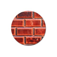 Portugal Ceramic Tiles Wall Magnet 3  (Round)