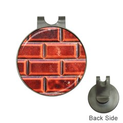 Portugal Ceramic Tiles Wall Hat Clips With Golf Markers