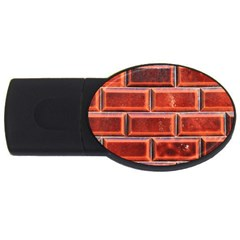 Portugal Ceramic Tiles Wall Usb Flash Drive Oval (4 Gb)