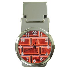 Portugal Ceramic Tiles Wall Money Clip Watches
