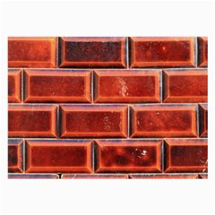 Portugal Ceramic Tiles Wall Large Glasses Cloth (2 Side)