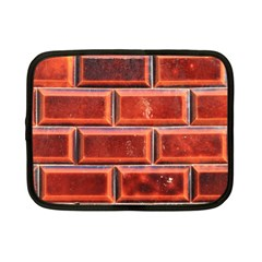 Portugal Ceramic Tiles Wall Netbook Case (small)