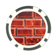 Portugal Ceramic Tiles Wall Poker Chip Card Guard (10 Pack)