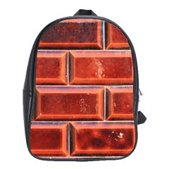 Portugal Ceramic Tiles Wall School Bags(large)