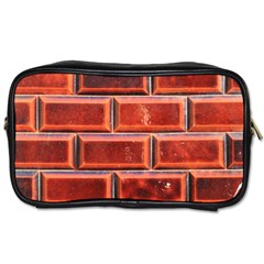 Portugal Ceramic Tiles Wall Toiletries Bags 2 Side