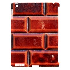 Portugal Ceramic Tiles Wall Apple Ipad 3/4 Hardshell Case (compatible With Smart Cover)