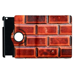 Portugal Ceramic Tiles Wall Apple Ipad 2 Flip 360 Case