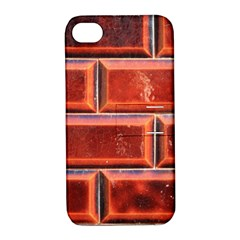Portugal Ceramic Tiles Wall Apple Iphone 4/4s Hardshell Case With Stand