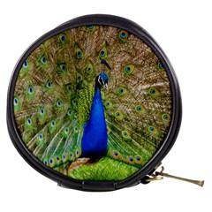 Peacock Animal Photography Beautiful Mini Makeup Bags