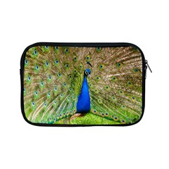 Peacock Animal Photography Beautiful Apple Ipad Mini Zipper Cases