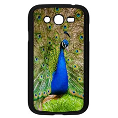 Peacock Animal Photography Beautiful Samsung Galaxy Grand Duos I9082 Case (black)