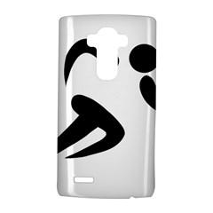 Athletics Pictogram Lg G4 Hardshell Case